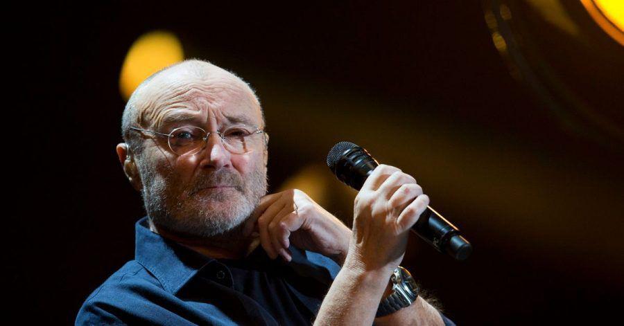 Er macht schwere Zeiten durch:Phil Collins wird 70.