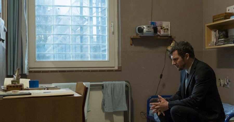 Alex Schwarz (Felix Klare) sitzt sieben Jahre im Gefängnis.