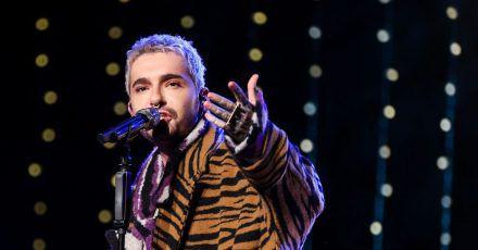 """Sänger Bill Kaulitz von Tokio Hotel bei der  Radioshow """"Friends of 2020"""" des Senders MDR Sputnik."""