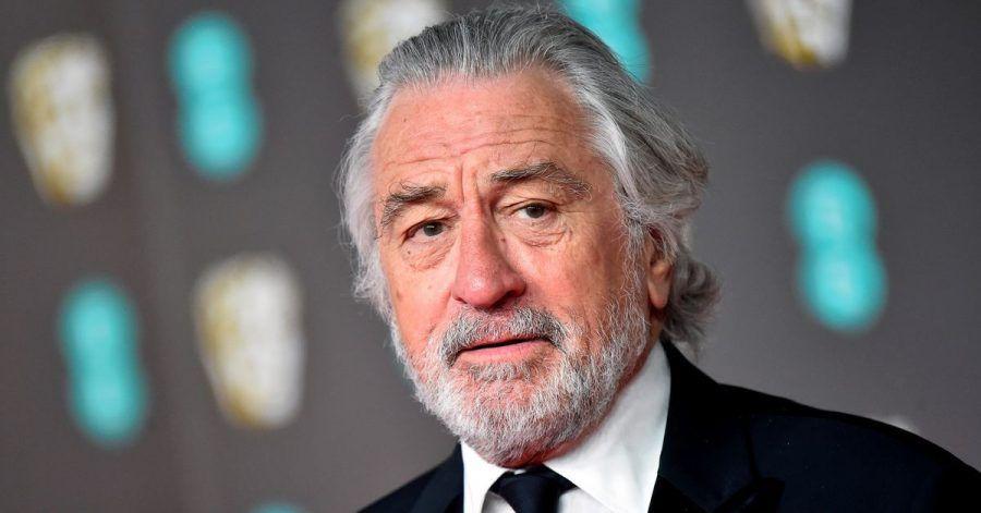 Robert De Niro, Schauspieler aus den USA, kommt 2020 zur Verleihung der 73. BAFTA-Filmpreise in der Royal Albert Hall inLondon.