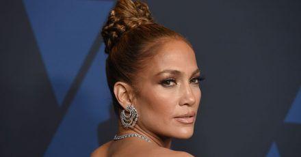 Jennifer Lopez bei den «Governors Awards» 2019.