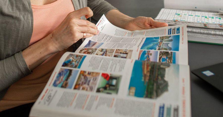 Wohin im Reisejahr 2021? Viele Deutsche halten sich mit der Urlaubsplanung vorerst lieber zurück.