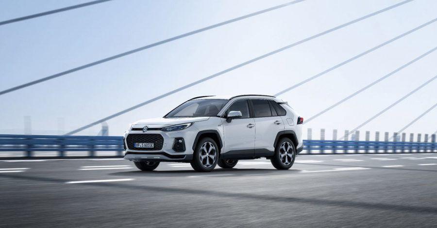 Japanische Kooperation: Der Suzuki Across entstammt einer Kooperation mit Toyota.