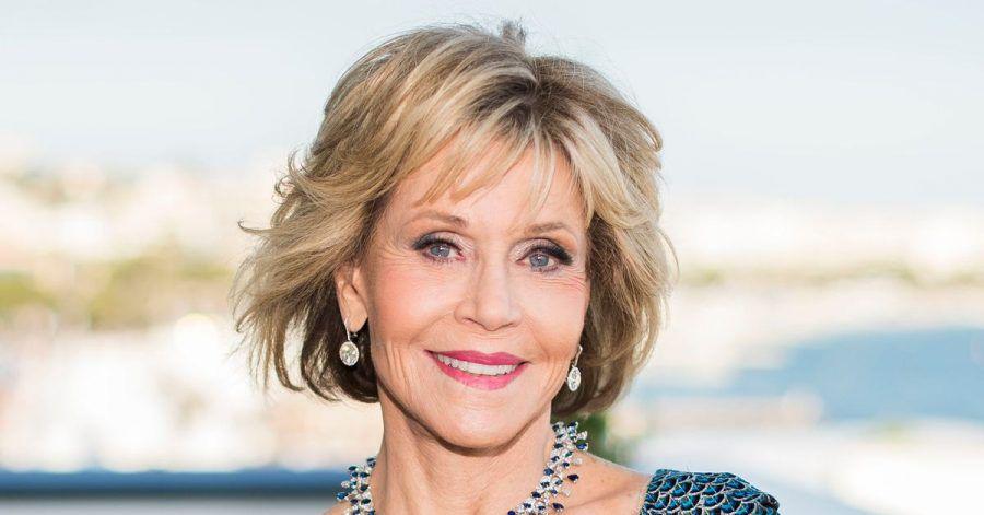 Hollywood-Ikone und Polit-Aktivistin Jane Fonda wird mit dem Cecil B. DeMille Award ausgezeichnet.