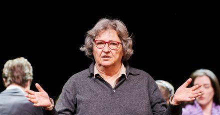 «Theaterfrau, der es überzeugend gelingt, Theater zu vergegenwärtigen»: Andrea Breth bekommt den Joana-Maria-Gorvin-Preis.