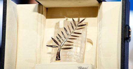 Die höchste Auszeichnung der InternationalenFilmfestspiele inCannes: die «Palme d'or».