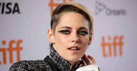 Schauspielerin Kristen spielt in dem Film «Spencer» die Hauptrolle.