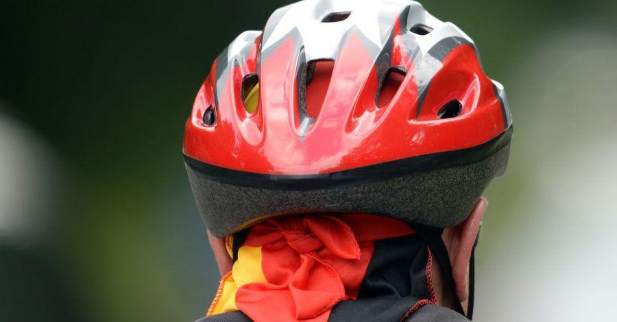 Brauchen wir eine Helmpflicht? Viele, aber längst nicht alle Radler tragen einen Helm.