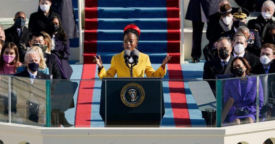 Mit ihrem Gedicht «The Hill We Climb» berührte Amanda Gorman bei der Amtseinführung von Joe Biden die Herzen der Menschen.