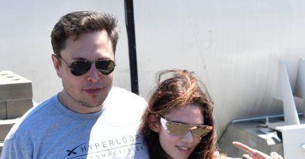 Der Sohn von Elon Musk und Grimes sieht jetzt ein bisschen wie ein Wikinger aus.