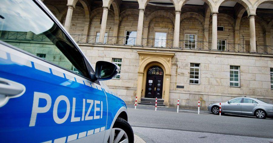 Das Landgericht Wuppertal. Nach Prozessbeginn wurde die Öffentlichkeit zum Schutz der Kinder ausgeschlossen.