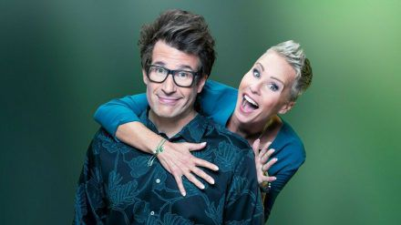 Das Dschungelcamp findet nicht wie gewohnt statt - dafür gibt es eine Dschungelshow mit Sonja Zietlow und Daniel Hartwich. (jom/spot)