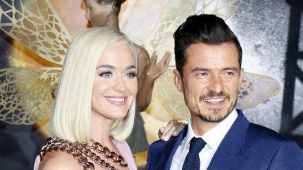 Katy Perry und Orlando Bloom warten schon länger darauf, sich das Jawort zu geben. (sob/spot)