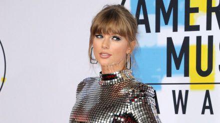Auch Taylor Swift ist froh, dass 2020 vorbei ist (wue/spot)