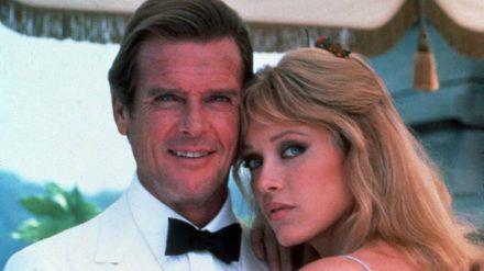 "Tanya Roberts spielte neben Roger Moore in ""James Bond 007 - Im Angesicht des Todes"". (jom/spot)"