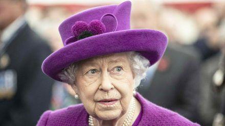 Die Queen bei einem Auftritt im Jahr 2019 in London. (mia/spot)