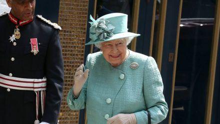Queen Elizabeth II. bei einer Veranstaltung 2019. (jru/spot)