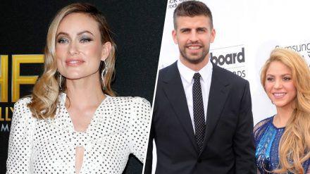 Olivia Wilde (l.) soll derzeit den zehn Jahre jüngeren Harry Styles daten. Auch Shakira (r.) und Lebensgefährte Gerard Piqué trennen zehn Jahre. (jru/spot)
