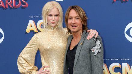 Seit 14 Jahren glücklich verheiratet: Nicole Kidman und Keith Urban (rto/spot)
