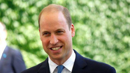 Prinz William setzt sich gerne für wohltätige Zwecke ein. (wag/spot)