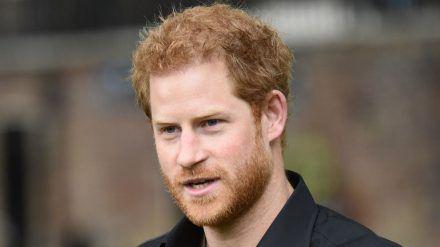 Prinz Harry bietet den Royal Marines weiterhin informelle Unterstützung an. (cos/spot)