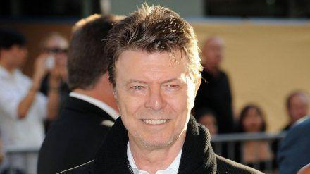 David Bowie bei einer Veranstaltung in New York City im Jahr 2010 (stk/spot)