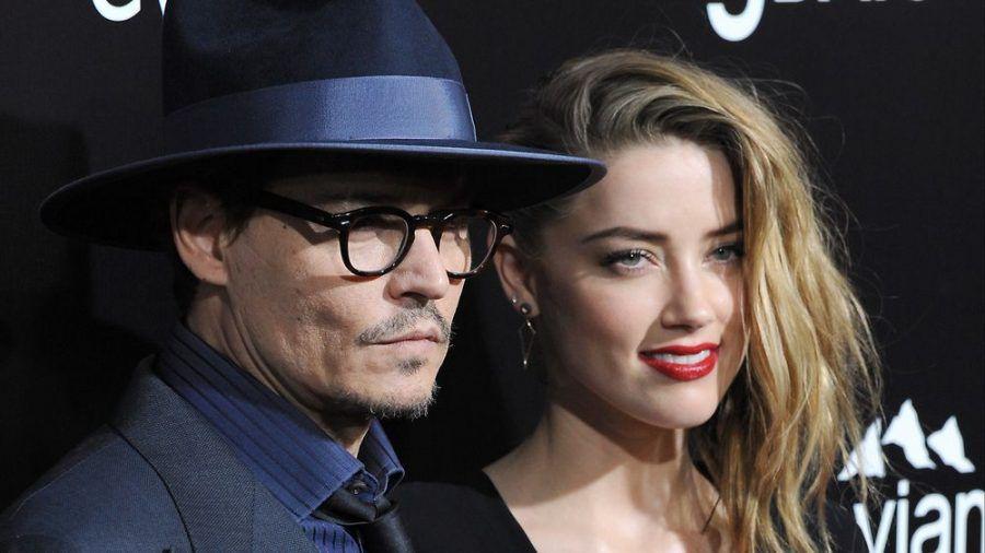 Die Ehe von Johnny Depp und Amber Heard wurde 2016 geschieden. (cos/spot)