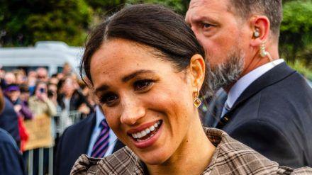 Herzogin Meghan ist an der britischen Staatsbürgerschaft offenbar nicht mehr interessiert. (cos/spot)