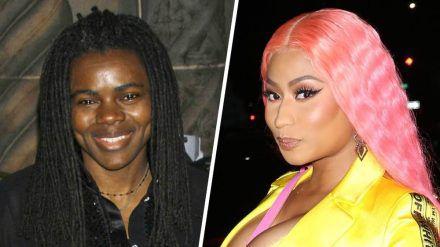 Tracy Chapman (l.) hat Nicki Minaj die Verwendung ihrer Musik verboten. (cos/spot)