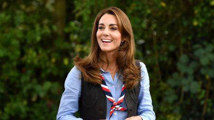 Herzogin Kate bei einem Auftritt in London (hub/spot)