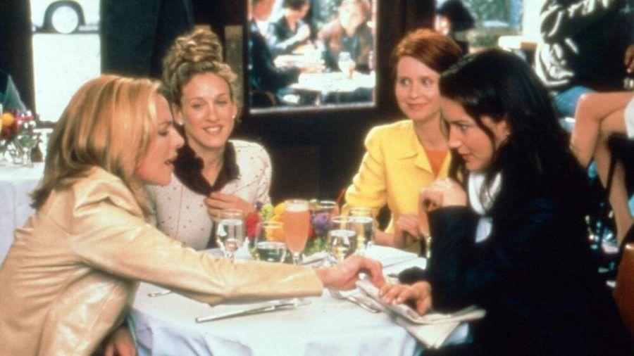 "Die ""Sex and the City""-Stars (v.l.): Samantha Jones (Kim Cattrall), Carrie Bradshaw (Sarah Jessica Parker), Miranda Hobbes (Cynthia Nixon) und Charlotte York (Kristin Davis) (ili/spot)"