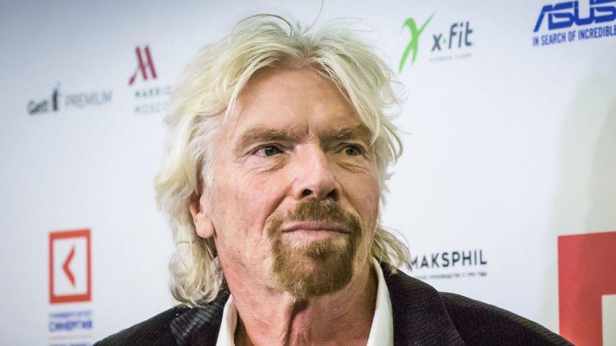 Richard Branson, hier während einer Veranstaltung in Moskau, hat seine Mutter verloren (wue/spot)