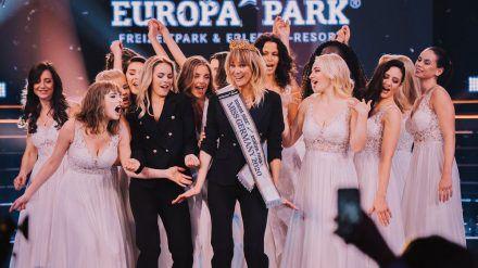 """Das """"Miss Germany""""-Finale 2020 im Europa-Park, auch 2021 findet das Finale wieder dort statt. (hub/spot)"""