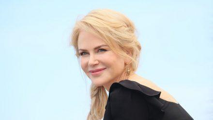 Nicole Kidman, hier in Cannes, könnte womöglich bald Lucille Ball verkörpern. (wue/spot)