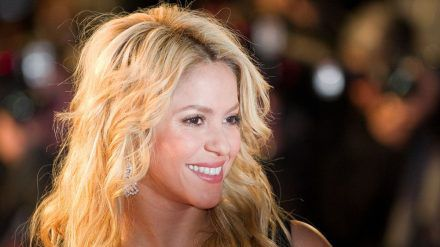 Shakira 2011 in Cannes. (mia/spot)