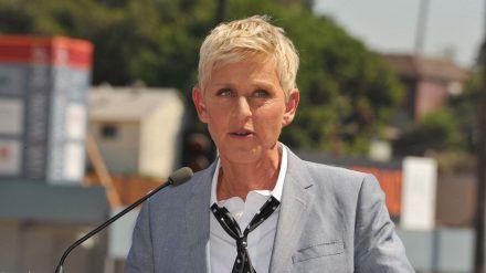 Ellen DeGeneres infizierte sich im Dezember mit Corona. (dr/spot)