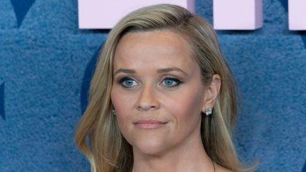 Reese Witherspoon bei einem Auftritt in New York (hub/spot)
