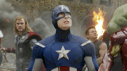 Chris Evans möchte wieder als Captain America die Welt retten (rto/spot)