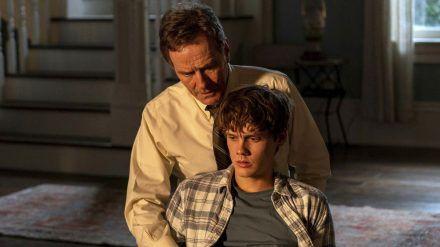 Richter Michael Desiato (Bryan Cranston) muss für das Wohl seines Sohnes (Hunter Doohan) eine schwere Entscheidung treffen (stk/spot)