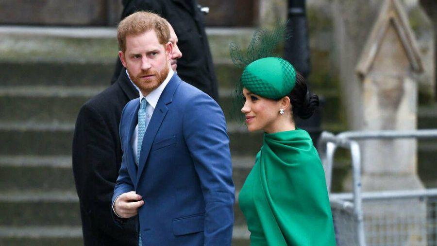 Prinz Harry und Herzogin Meghan, hier im März 2020 in London (wue/spot)