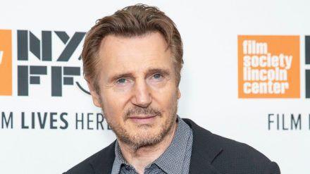 Liam Neeson bei einer Filmpremiere 2018 in New York (elm/spot)