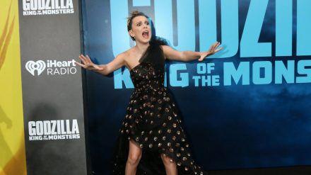 """Millie Bobby Brown ist einer der Stars aus """"Godzilla vs. Kong"""". (elm/spot)"""