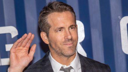 Ryan Reynolds gilt als einer der größten Philantropen Hollywoods. (elm/spot)