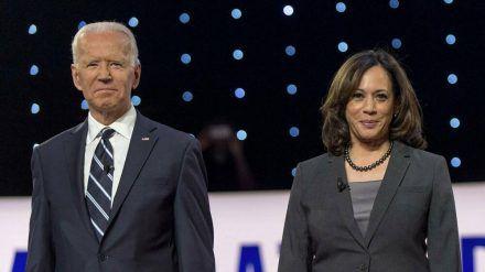 Joe Biden und Kamala Harris werden am 20. Januar vereidigt. (eee/spot)