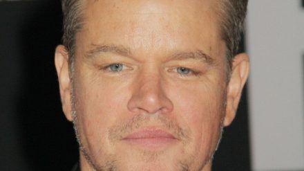 """Matt Damon soll im neuen """"Thor""""-Film zu sehen sein. (hub/spot)"""