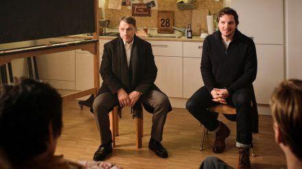 Das erfolgreiche Ermittler-Duo aus Stuttgart: Thorsten Lannert (Richy Müller, l.) und Sebastian Bootz (Felix Klare). (jom/spot)