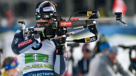 Für die Biathleten geht es im Februar zur WM nach Pokljuka. (jom/spot)