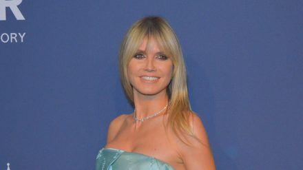 Heidi Klum: Ihre Tochter Leni tritt in ihre Fußstapfen. (hub/spot)
