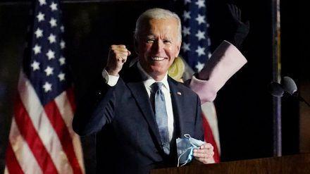 Joe Biden wird am 20. Januar vereidigt. (wue/spot)