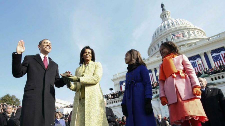 Auch bei Barack Obamas erster Amtseinführung ging 2009 nicht alles glatt. (ln/spot)